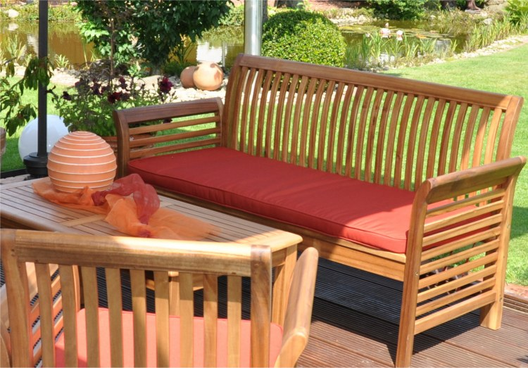 Salon de jardin bas alu et textilene - Abri de jardin et ...