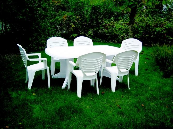 Salon de jardin en plastique leclerc - Abri de jardin et ...