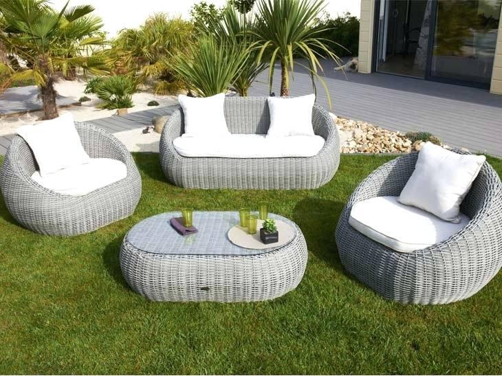 Nettoyer mobilier jardin plastique blanc bicarbonate - Abri ...
