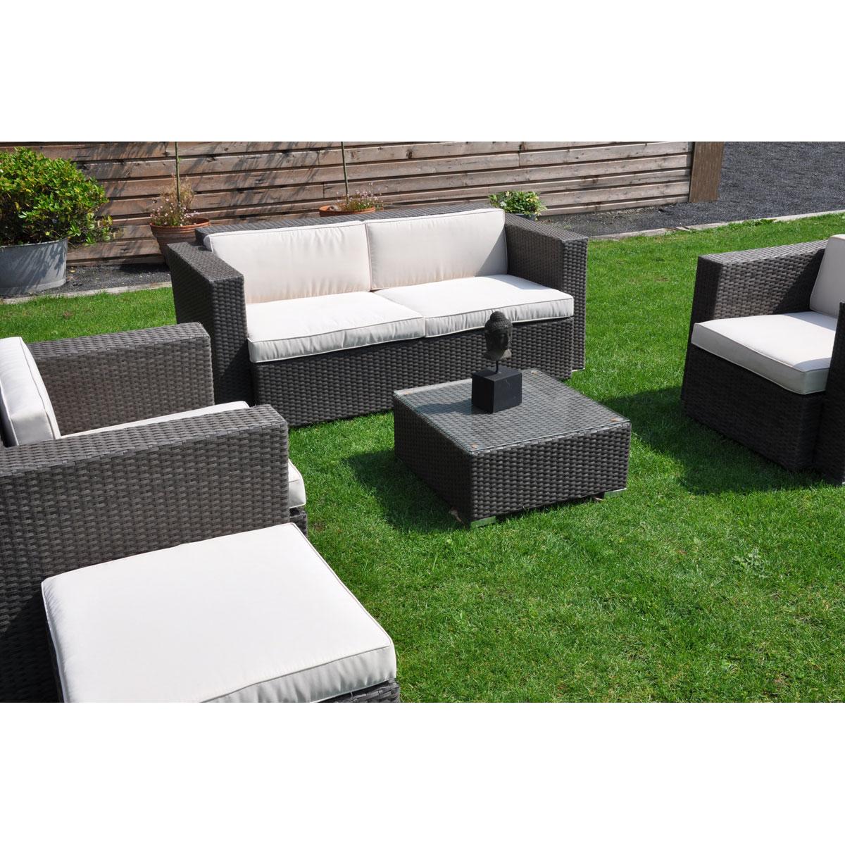 salon de jardin california allibert abri de jardin et. Black Bedroom Furniture Sets. Home Design Ideas