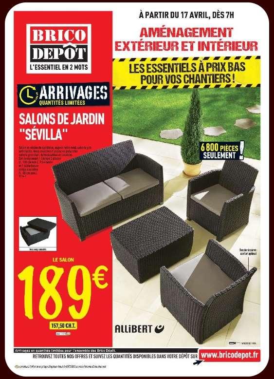 Best Salon De Jardin Blanc Alibert Images - House Design ...