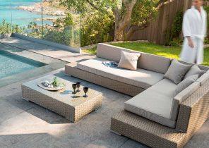 Salon de jardin tressé occasion - Abri de jardin et ...