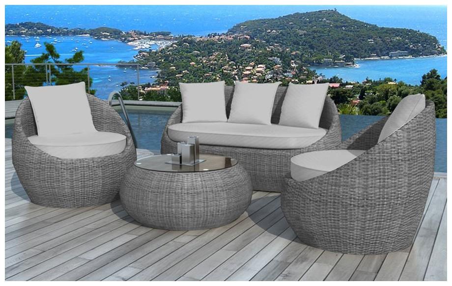 salon de jardin bas gris abri de jardin et balancoire id e. Black Bedroom Furniture Sets. Home Design Ideas