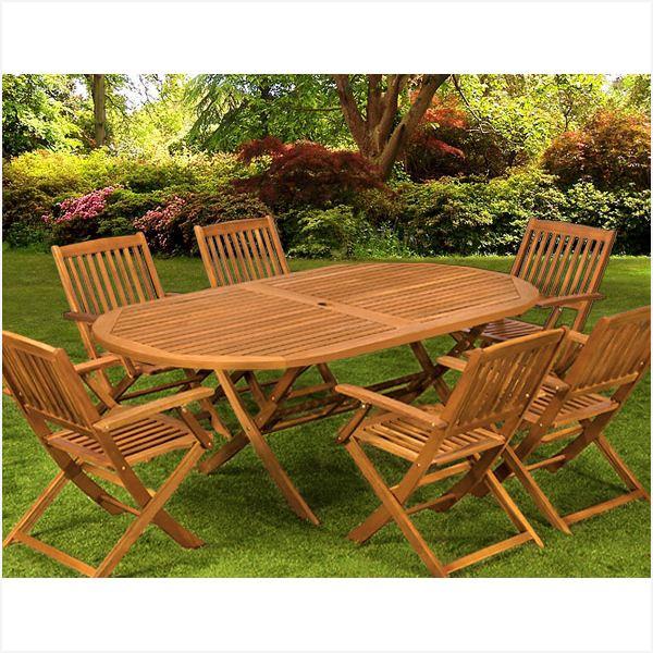 Salon de jardin en bois occasion - Abri de jardin et balancoire idée