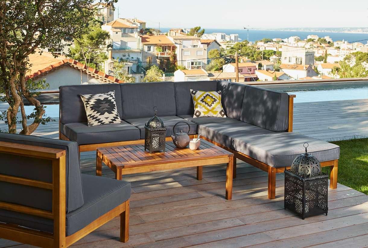 Awesome Nettoyer Table De Jardin En Bois Ideas - House Design ...