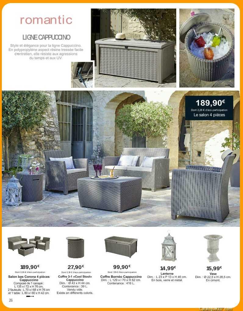 Beautiful Salon De Jardin Bas Corona Ideas - House Design ...