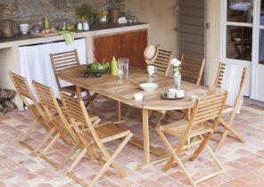 Salon de jardin alice garden 14 places - Abri de jardin et ...