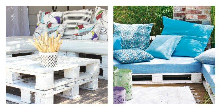 Bricolage salon de jardin palette - Abri de jardin et ...