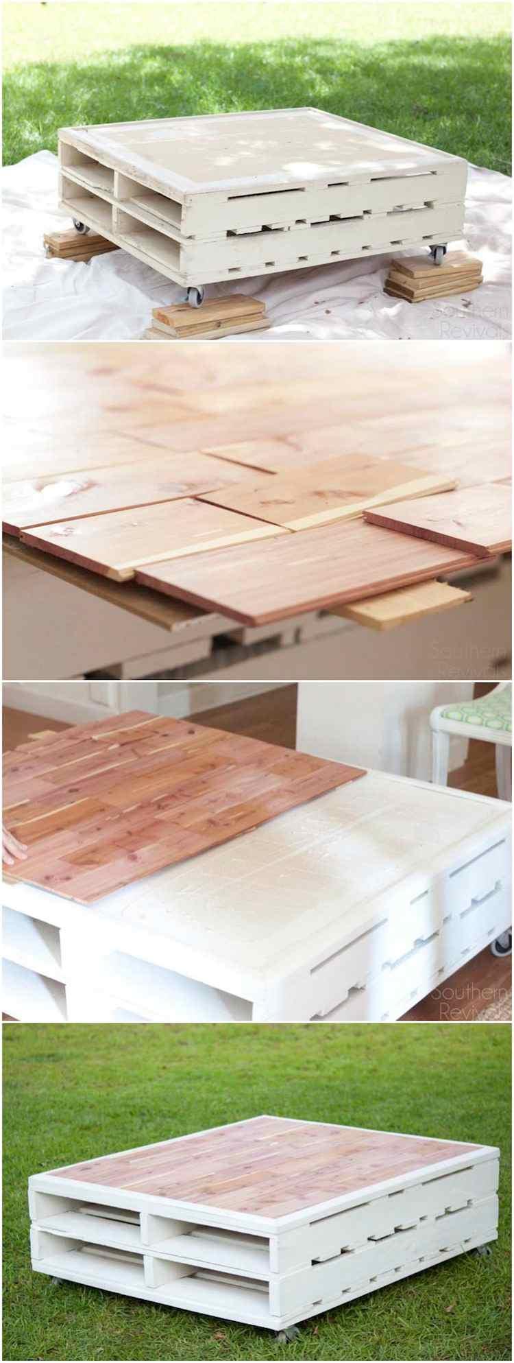 Fabrication salon de jardin palette de bois - Abri de jardin et ...