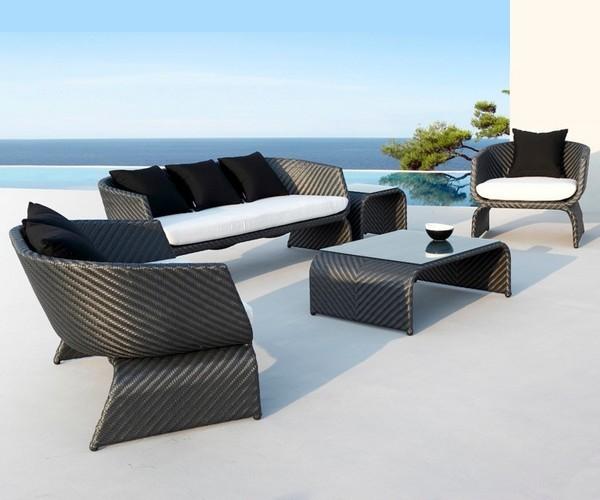 salon de jardin contemporain discount abri de jardin et. Black Bedroom Furniture Sets. Home Design Ideas
