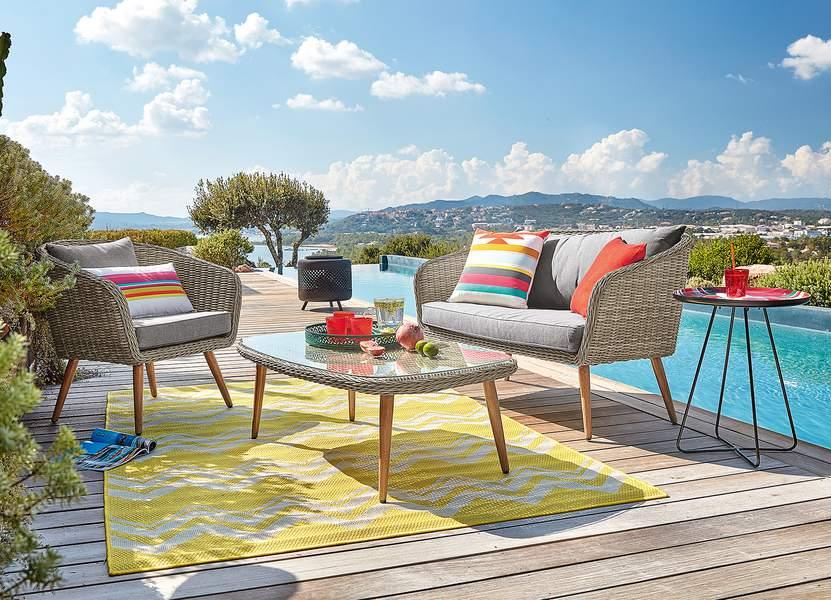 Chaise De Jardin Maison Du Monde. Great Chaise Acapulco ...