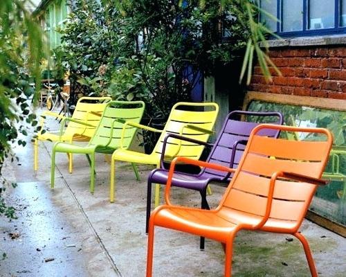 Salon de jardin fermob sixties - Abri de jardin et ...