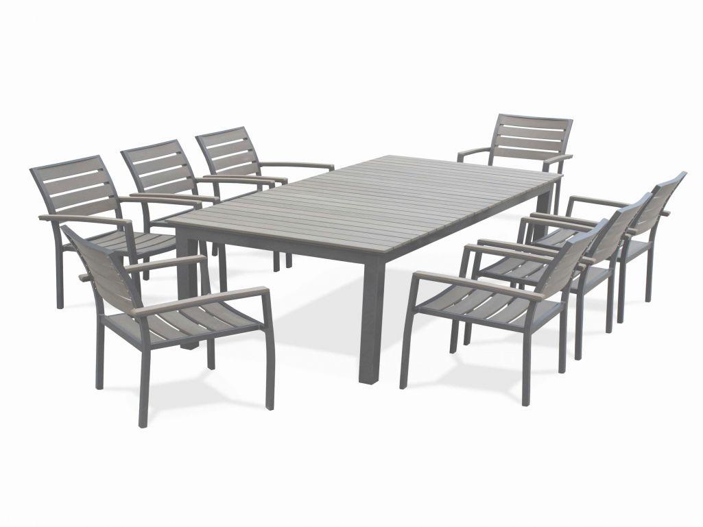 Luxe Table De Jardin Aluminium Jardiland Photos