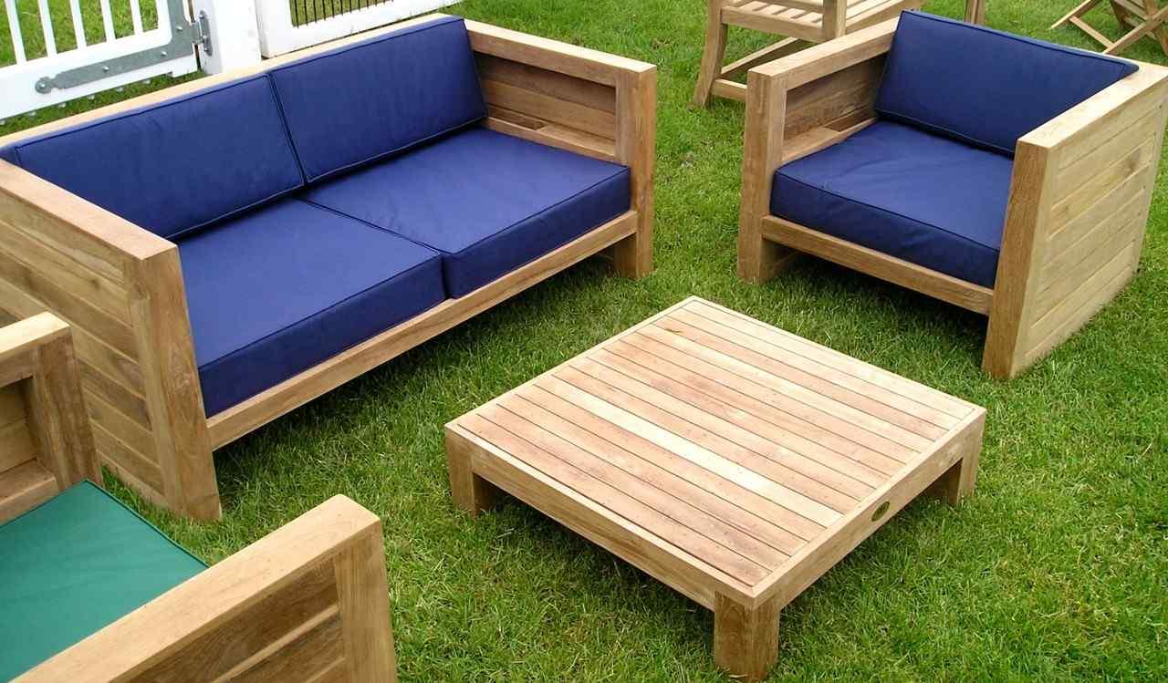 Salon de jardin bois solde - Abri de jardin et balancoire idée