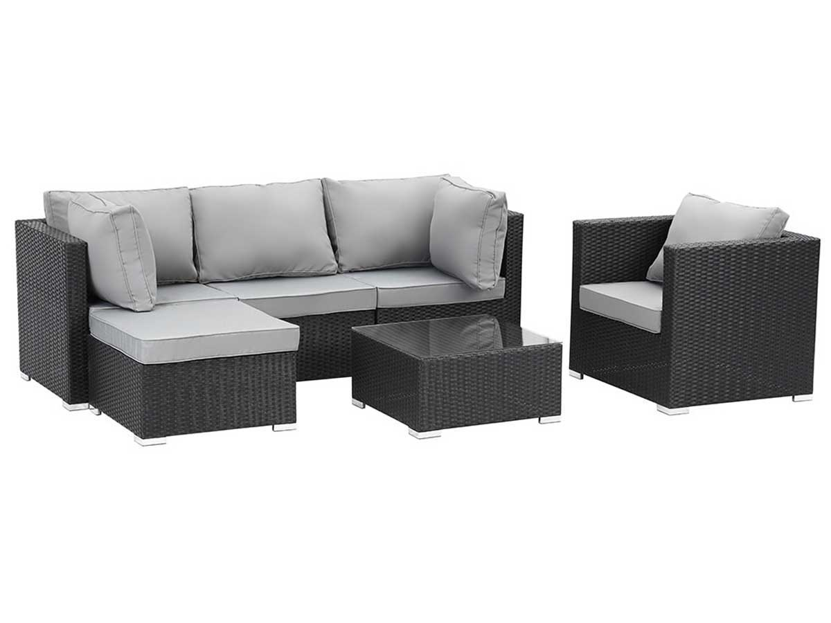 salon de jardin pvc bricomarch abri de jardin et. Black Bedroom Furniture Sets. Home Design Ideas