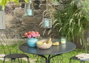 Perugia salon de jardin 4 places - Abri de jardin et ...