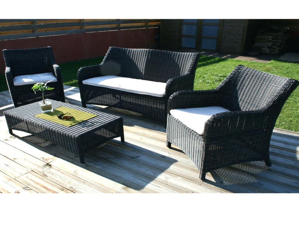 salon de jardin chicago super u abri de jardin et. Black Bedroom Furniture Sets. Home Design Ideas