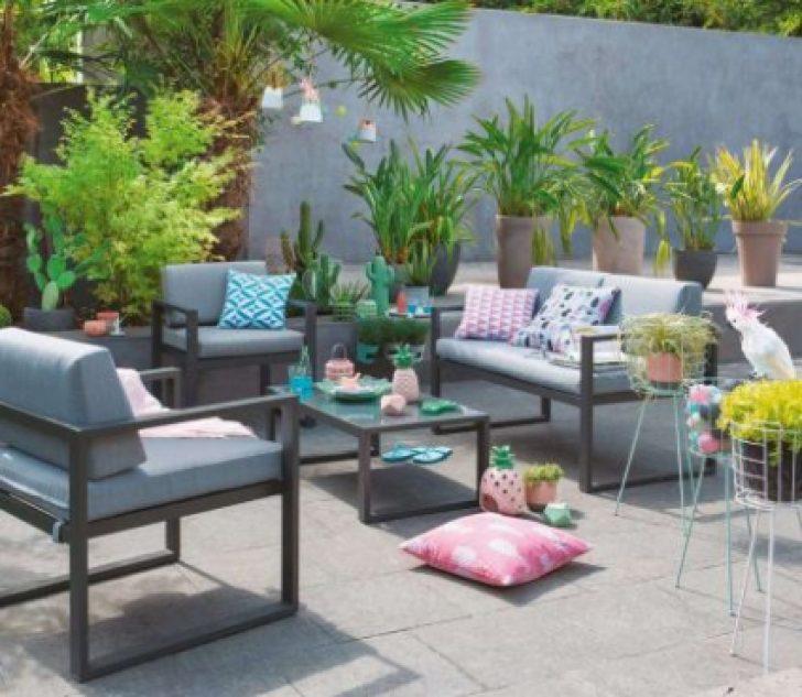 Jardiland salon de jardin en rotin - Abri de jardin et balancoire idée