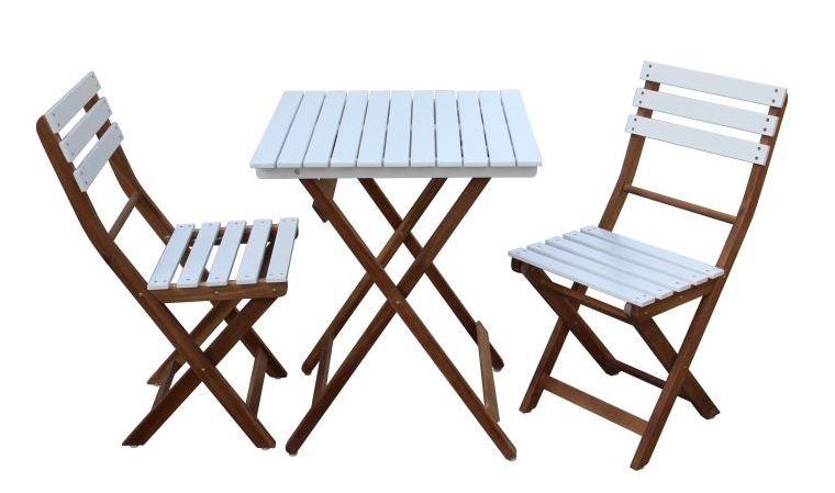 Salon de jardin pliant bois - Abri de jardin et balancoire idée