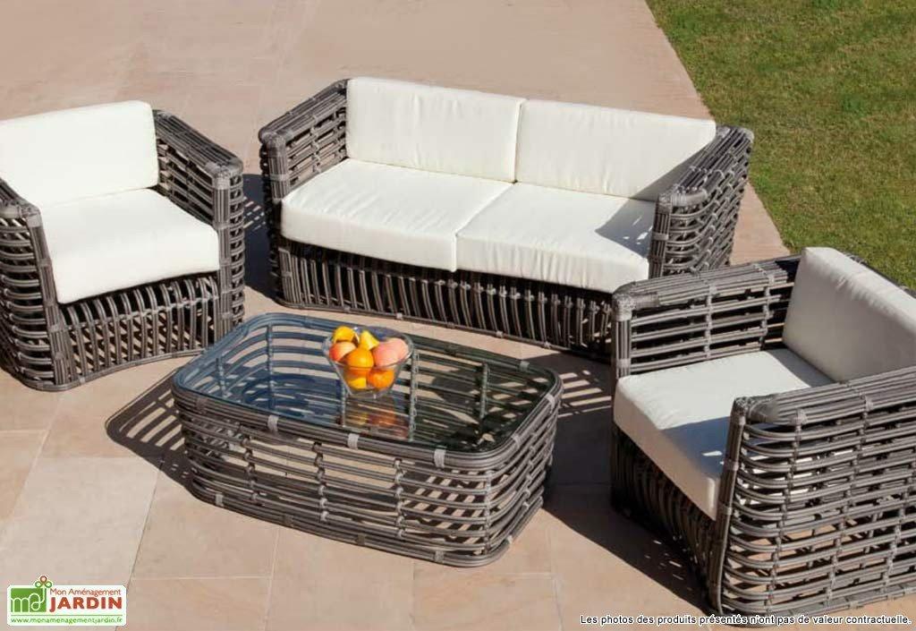 salon de jardin en rotin veritable abri de jardin et. Black Bedroom Furniture Sets. Home Design Ideas