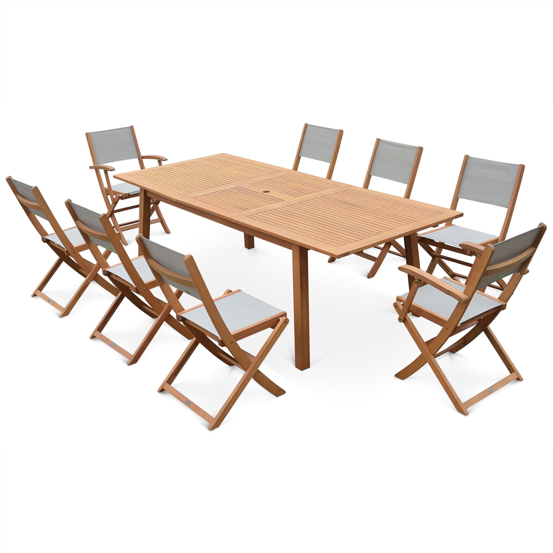 Salon de jardin octogonal bois - Abri de jardin et ...