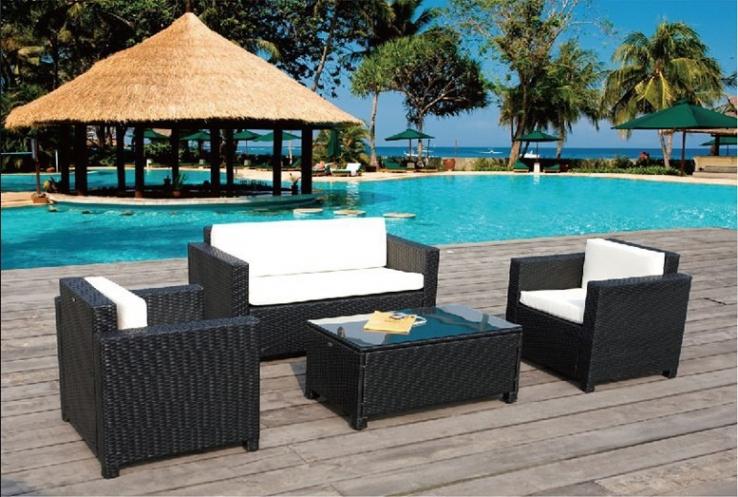 salon de jardin resine tressee mr bricolage abri de. Black Bedroom Furniture Sets. Home Design Ideas