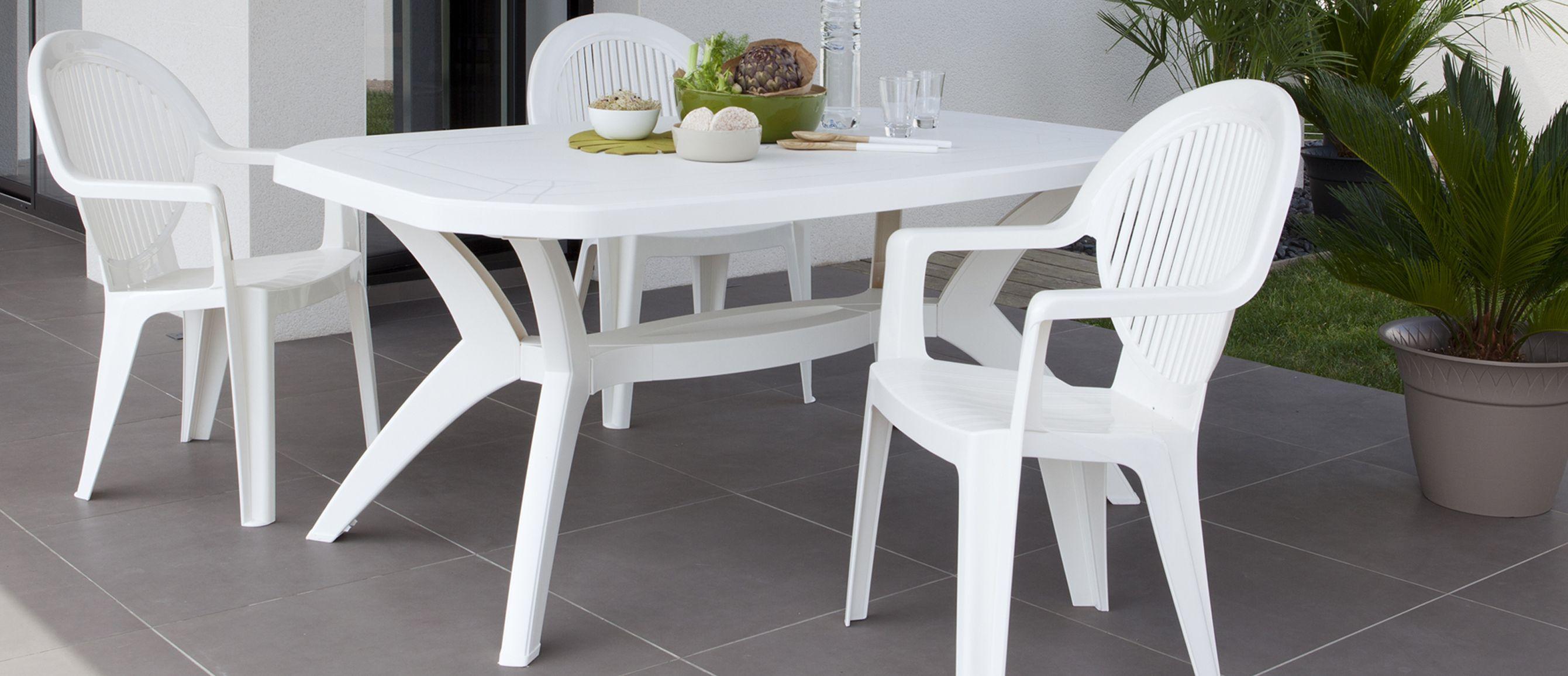 Comment De Abri Nettoyer Salon Jardin Blanc Plastique hrdCtQBsx