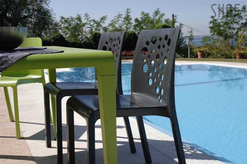 Salon de jardin en plastique design - Abri de jardin et ...