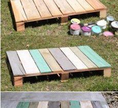 Salon de jardin blanc pas cher - Abri de jardin et balancoire idée