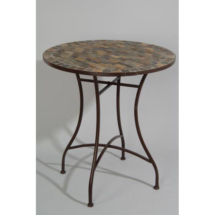 Awesome Table De Jardin Ronde Ceramique Photos - House Design ...