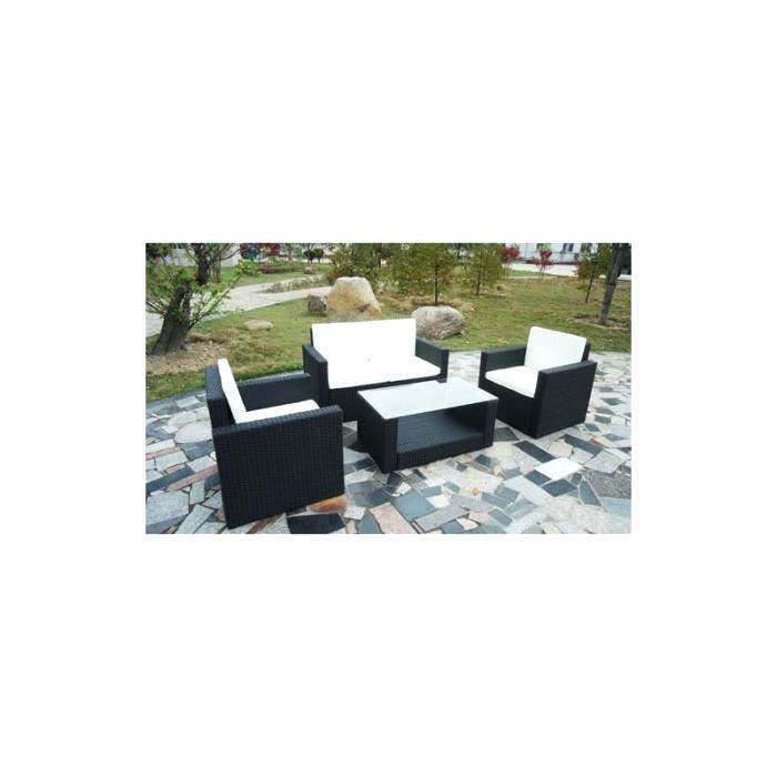 Chaise de salon de jardin alinea
