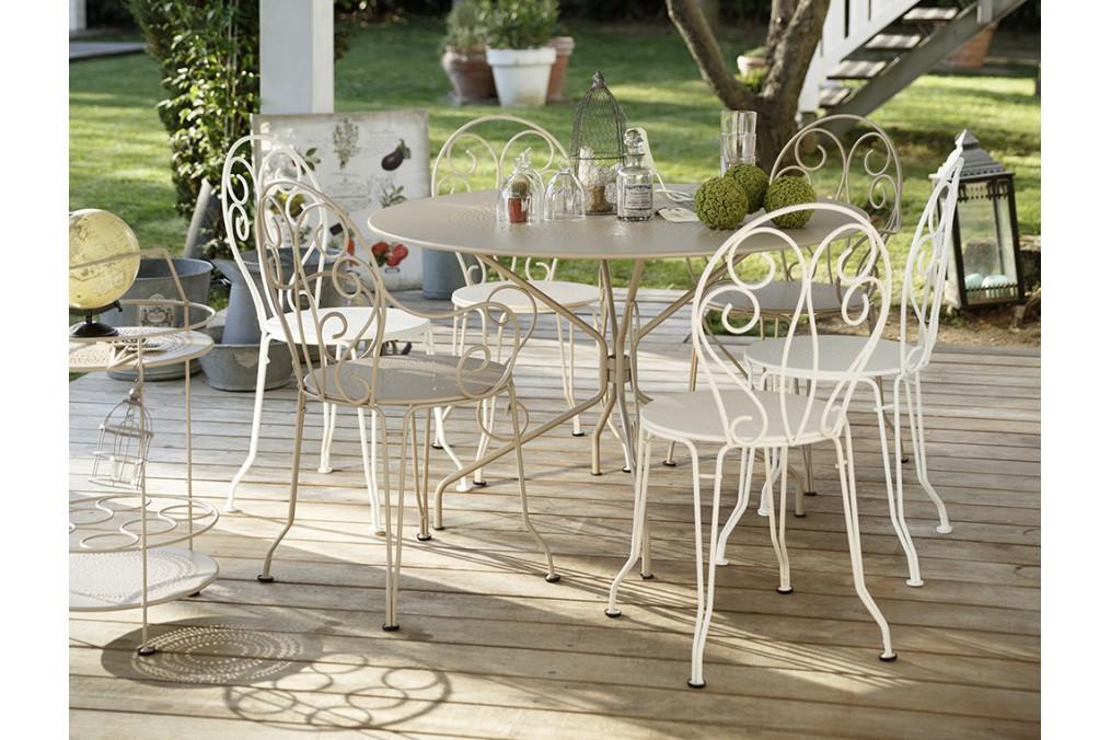 Salon de jardin fermob montmartre - Abri de jardin et balancoire idée