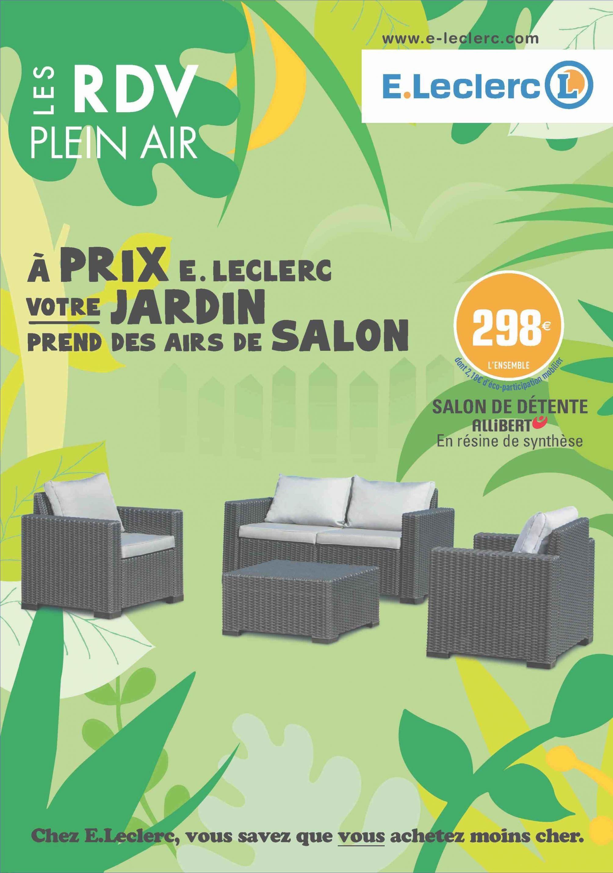 Balancoire Leclerc Abri Jardin Antibes Et De Salon Chez Idée ...
