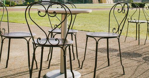 Salon de jardin fermob 1900 - Abri de jardin et balancoire idée