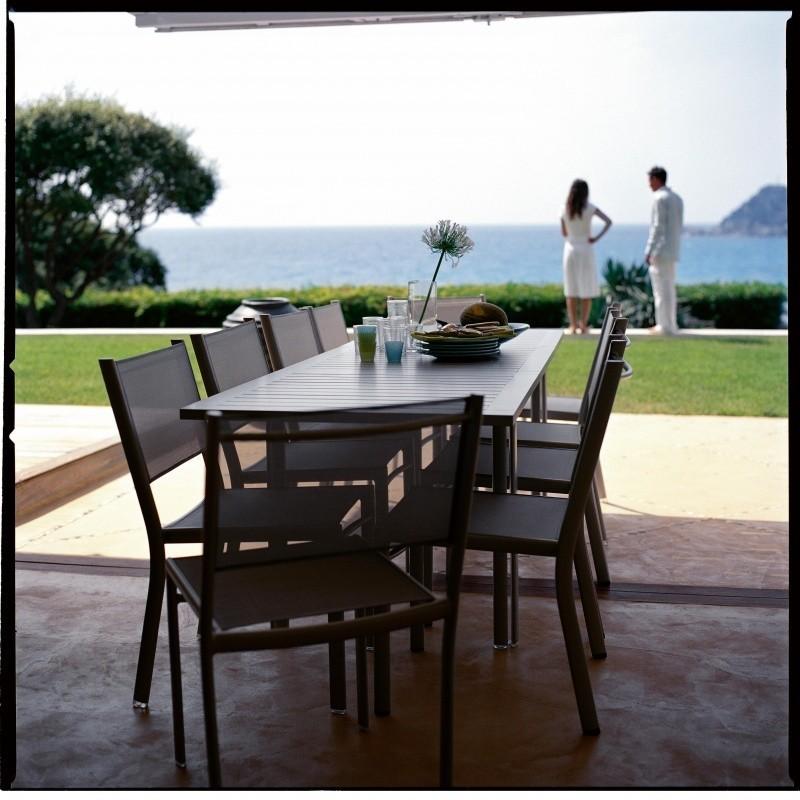 Salon de jardin fermob costa - Abri de jardin et balancoire idée