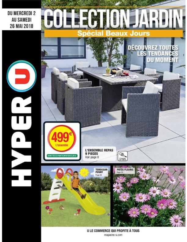 Salon de jardin hyper u gujan mestras - Abri de jardin et balancoire ...