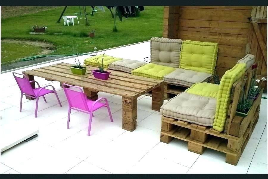 Coussin de salon de jardin impermeable - Abri de jardin et ...