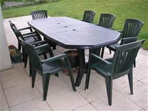 salon de jardin en plastique vert - 28 images - fauteuil ...