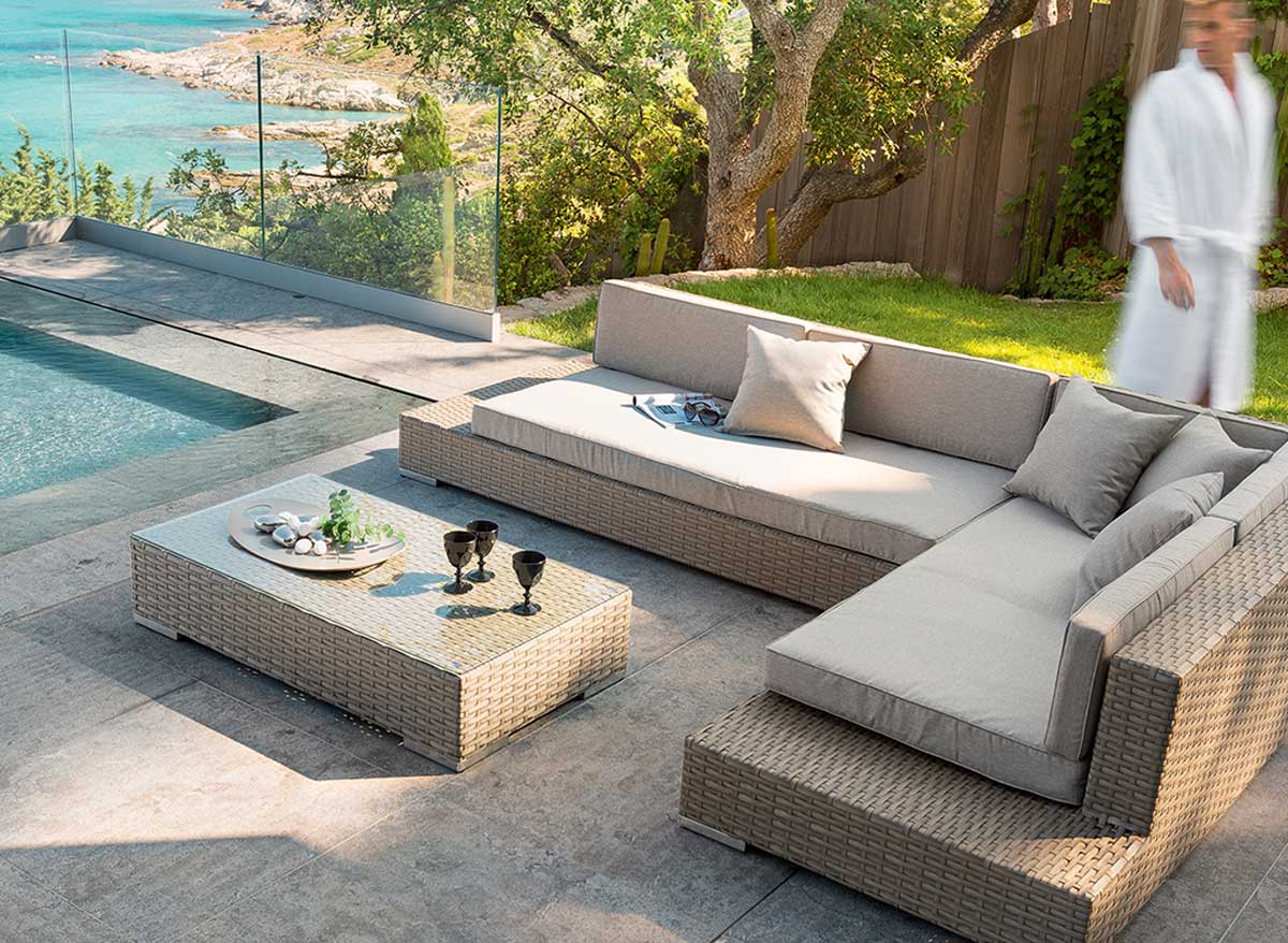Emejing Salon De Jardin Marque Hesperide Images - House Design ...