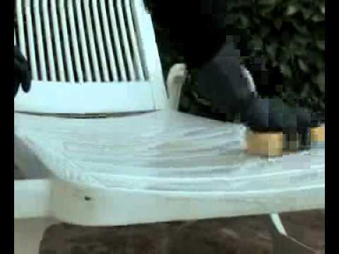Comment nettoyer salon de jardin en plastique blanc - Abri ...