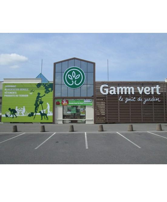 Mobilier de jardin chez gamm vert