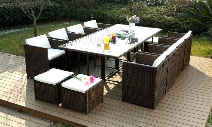 Housse salon de jardin groupon - Abri de jardin et balancoire idée