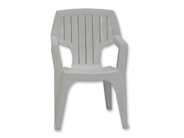Chaise de salon de jardin en plastique