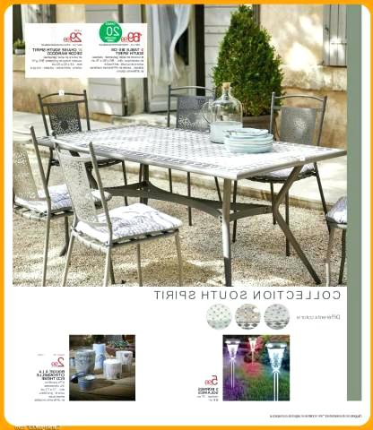 Salon de jardin intermarché 2016 - Abri de jardin et ...