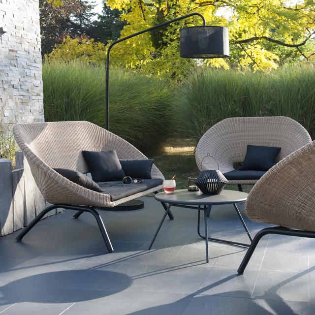 Best Salon De Jardin Rond Castorama Gallery - House Design ...